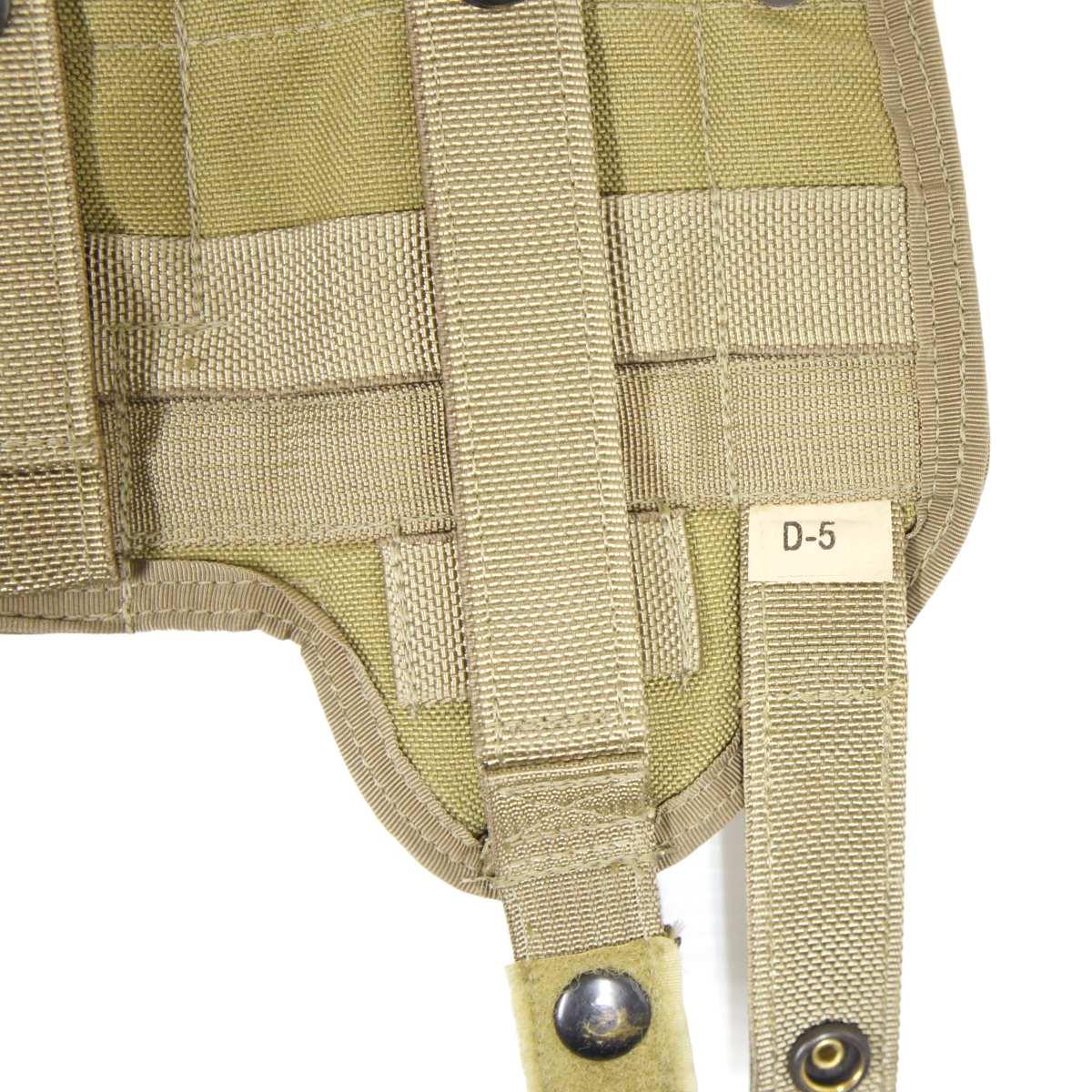 20070253-5 EAGLE ハイライドホルスター *カーキ/SIG P-226用/右利き/ベージュタグ