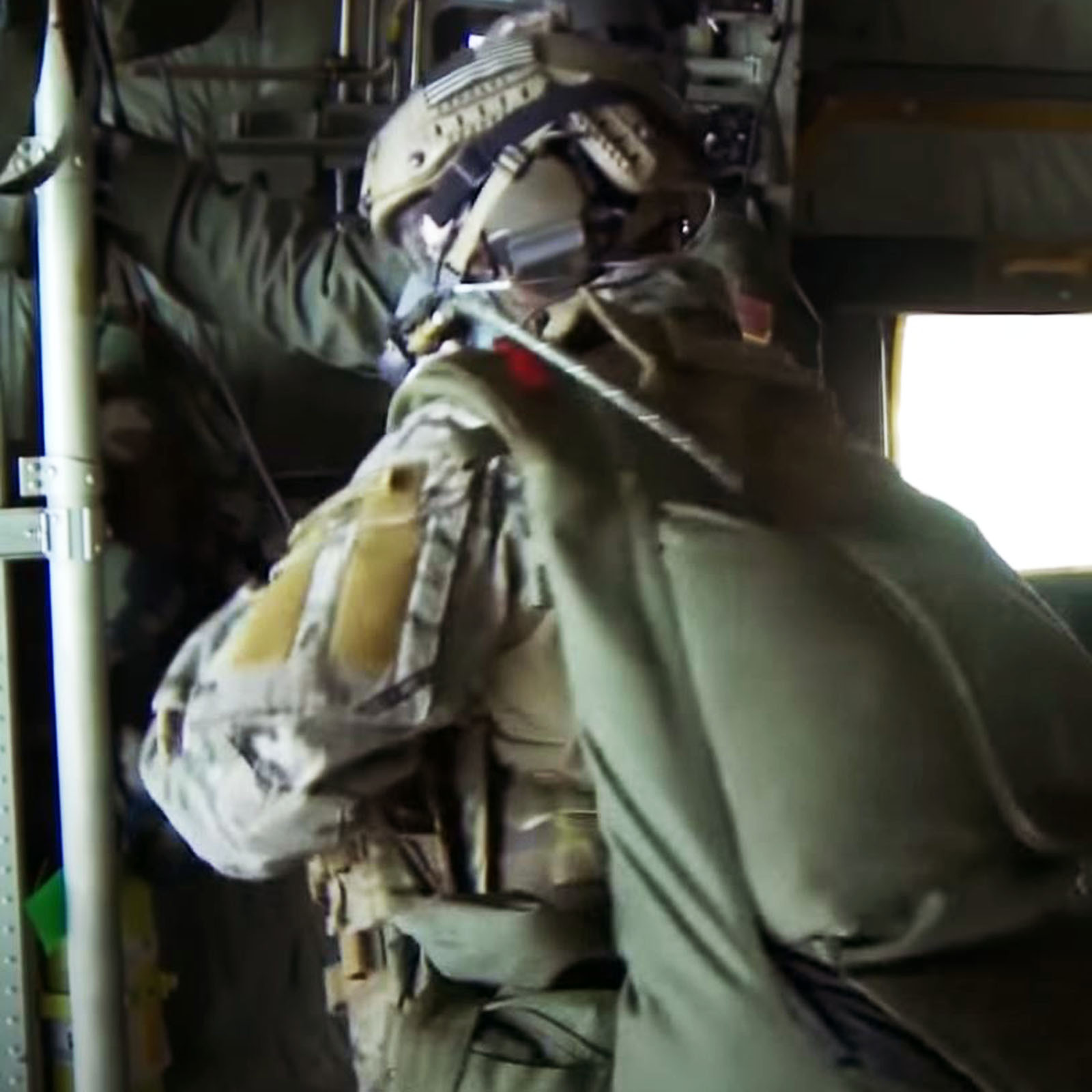 20070199-8 レア!! EAGLE SFLCS Hハーネス *マルチカム/2012年製/グリーンベレー・75th レンジャー