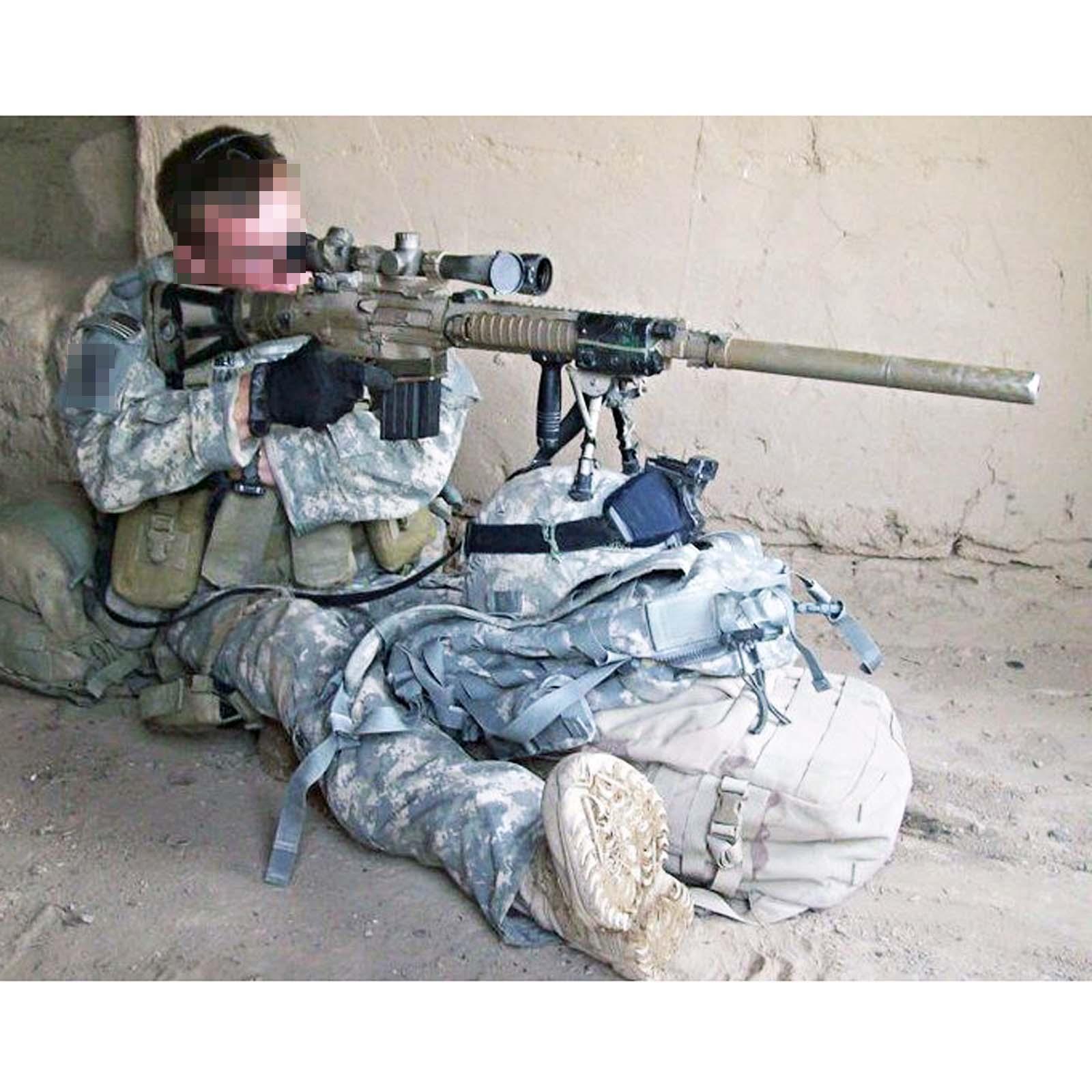 VFC KAC M110 SASS 7.62QDサプレッサー *タン 【品番:VF9-SS-M110-TN01】