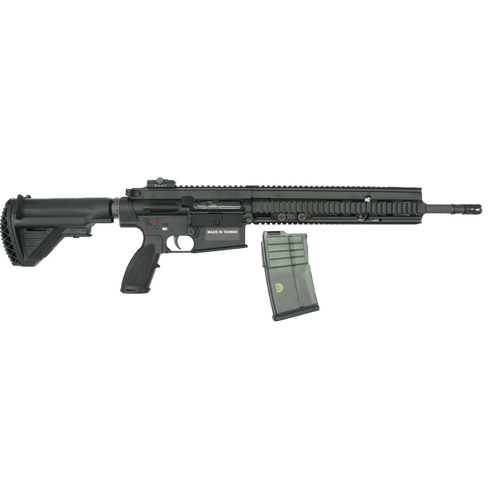 VFC/Umarex 電動ガン HK417 16in Recon HK Licensed *日本仕様/H&Kライセンス品 【品番:VF1-LHK417-BK03】