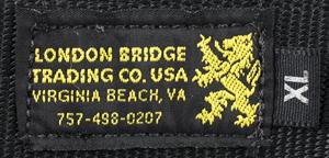 13062799-73 レア!! SEAL放出品 LBT社製 P/N:0612A リガーズベルト XLサイズ *ブラック色