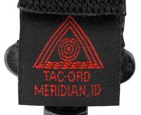 12020069 レア!! TAC-ORD バンジーリテンションピストルランヤード *ブラック/1999年製バックル
