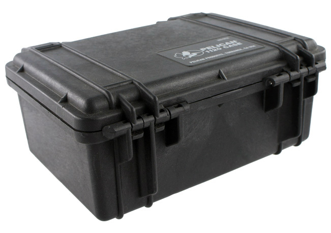 16011372 PELICAN製 P/N:1120 プロテクター スモールケース *ブラック色