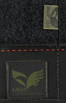 16082056 激レア!! EAGLE製 トリプルフラッシュバンレッグポーチ *ブラック色