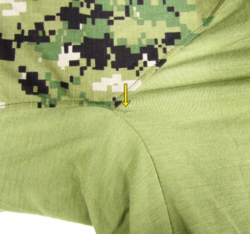 13022167 ★★★RARE!! PATAGONIA社製 AOR-2 LEVEL9 コンバットシャツ&パンツ上下セット