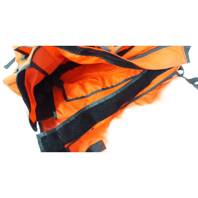17070742 LBT 1758 バックパック *レスキューオレンジ