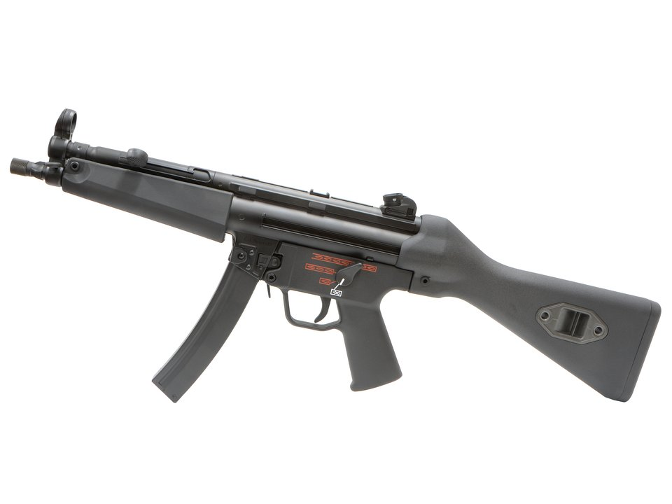 VFC 電動ガン UMAREX H&K MP5A4 ZD H&K Licensed *日本仕様/ZDモデル 【品番:VF1J-LMP5A4-BK03】