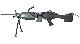 CLASSIC ARMY 電動ガン M249 MKII【品番:CA005M】*数量限定2400連電動ボックスマガジンセット