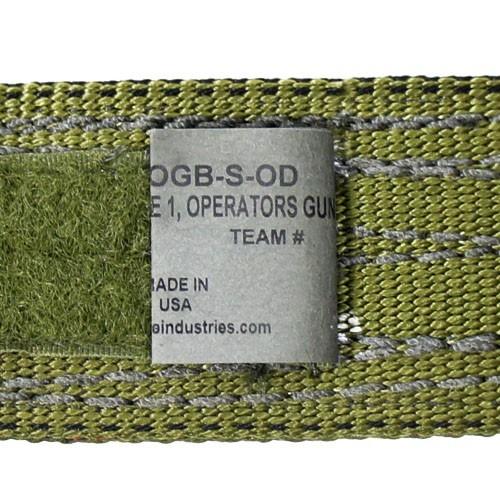 19019430 EAGLE OGB オペレーターズガンベルト *OD/Sサイズ
