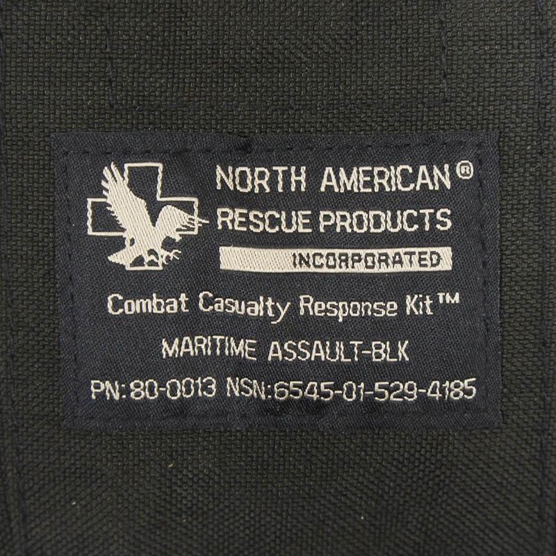 20080314 NARP 80-0013 CCRK マリタイムアサルトメディカルポーチ *ブラック/2005年製バックル/NAVY SEAL