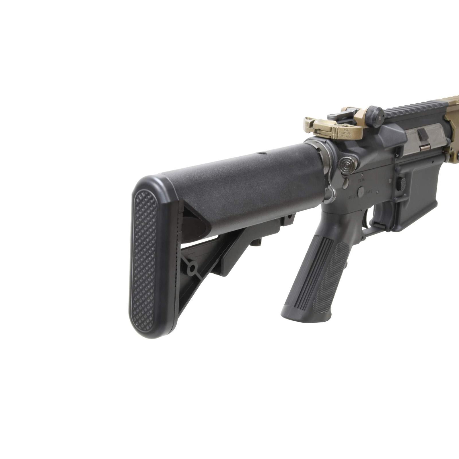 【予約受付中・新商品・10月発売予定】VFC/CyberGun 電動ガン Colt M4 URG-I CQB *日本仕様/コルトライセンス品 【品番:CYB-AEG-M4-URGI-S-TB01】