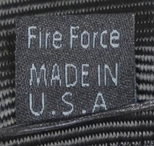 17040392 米軍放出品 FIRE FORCE製 ALPHA CQB 3ポイントタクティカルスリング *ブラック色