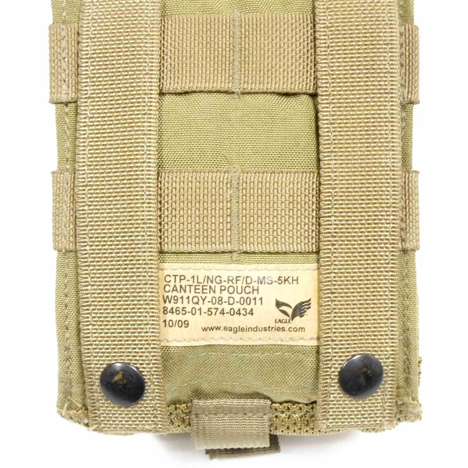 20070131-2 EAGLE SFLCS 1QTキャンティーンポーチ *カーキ/2009年製/グリーンベレー