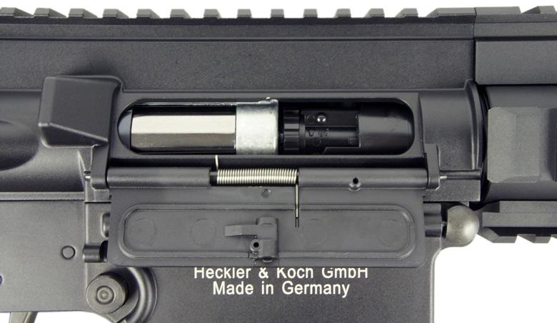 VFC/Umarex 電動ガン HK417 12in HK Licensed *日本仕様/H&Kライセンス品 【品番:VF1J-LHK417-BK01】