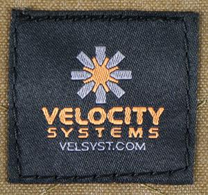 17070659 レア!! VELOCITY SYSTEMS製 MOLLE モジュラーアサルトパック *コヨーテブラウン色