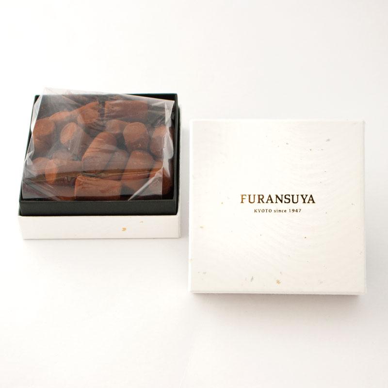 【クール便配送】1185 できたて生チョコレート 〈とろける〉【11/20(土)申込締切→11/30(火)発送】