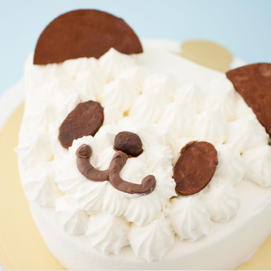 【店頭受け取り限定】バースデーケーキ バースデー・ベア
