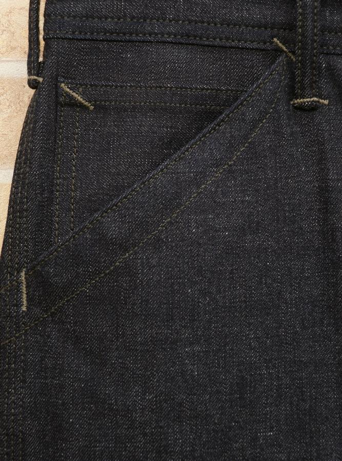(ダブルアールエル) RRL 日本製デニム地 リミテッドエディション リジッド カーペンター ジーンズ 限定品 メンズ Limited Edition Carpenter Jean Rigid