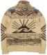 FAHERTY BRAND (ファリティ ブランド) Sun & Wave カーディガン アルパカ ウール ブレンド キャメル メンズ Cardigan Camel