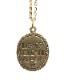 LHN Jewelry(エルエイチエヌ ジュエリー) ハンドメイド マーメイド ネックレス メンズ レディース ユニセックス 真鍮製 Mermaid Necklace Brass