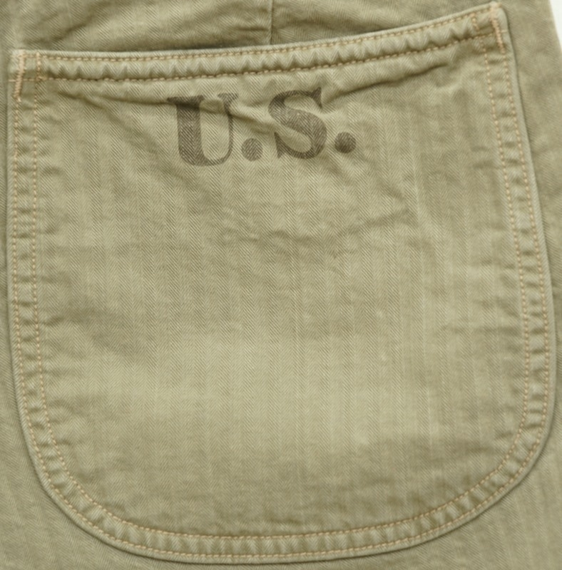 (ダブルアールエル) RRL コットン ユーティリティ ショートパンツ オリーブ メンズ Cotton Utility Short Salem Olive