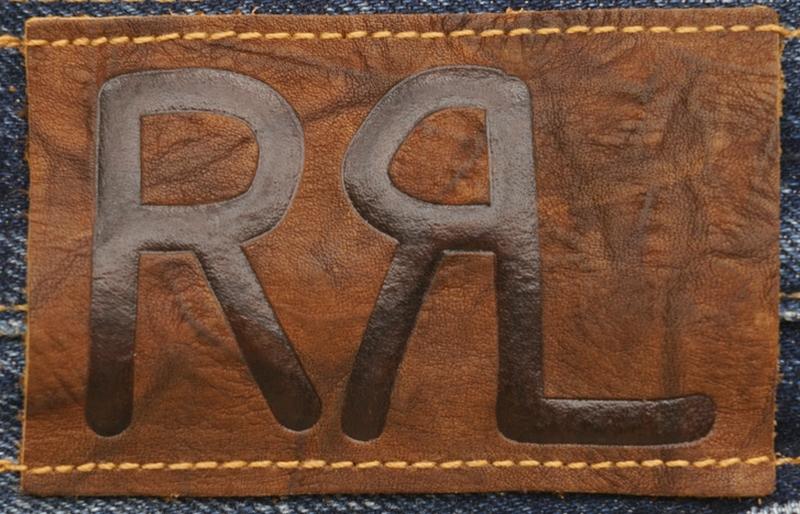 (ダブルアールエル) RRL ローストレート Milwaukee ジーンズ 岡山産デニム地 メンズ Low Straight Selvedge Jean