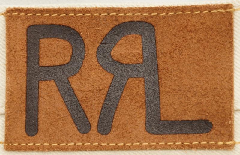 (ダブルアールエル) RRL Heavy Bull ストレート デニム ナチュラル ジーンズ メンズ
