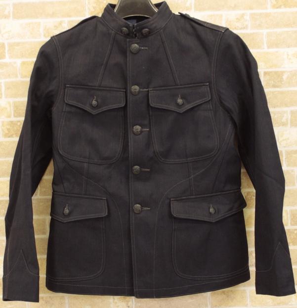 (ダブルアールエル) RRL リミテッドエディション カデット ジャケット Limited-Edition Cadet Jacket S