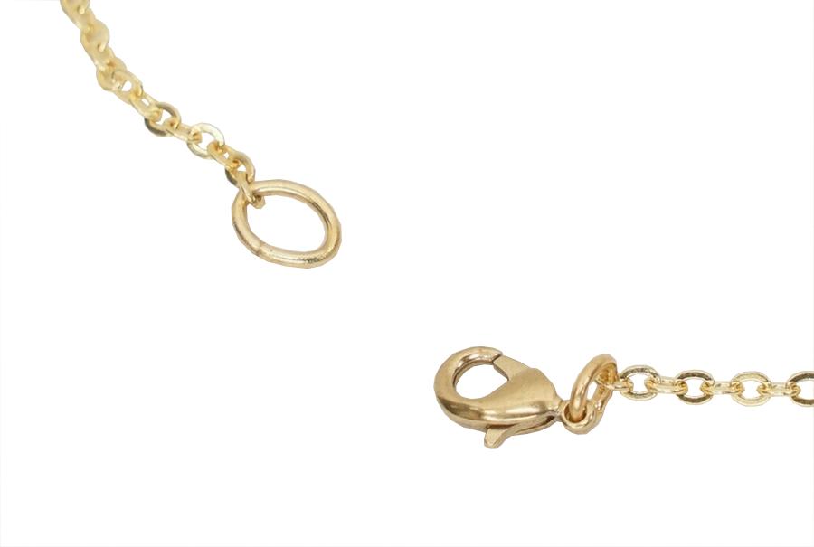 LHN Jewelry(エルエイチエヌ ジュエリー) アメリカ製 ハンドメイド 真鍮製 All Seeing Eye ネックレス メンズ レディース ユニセックス Necklace Brass