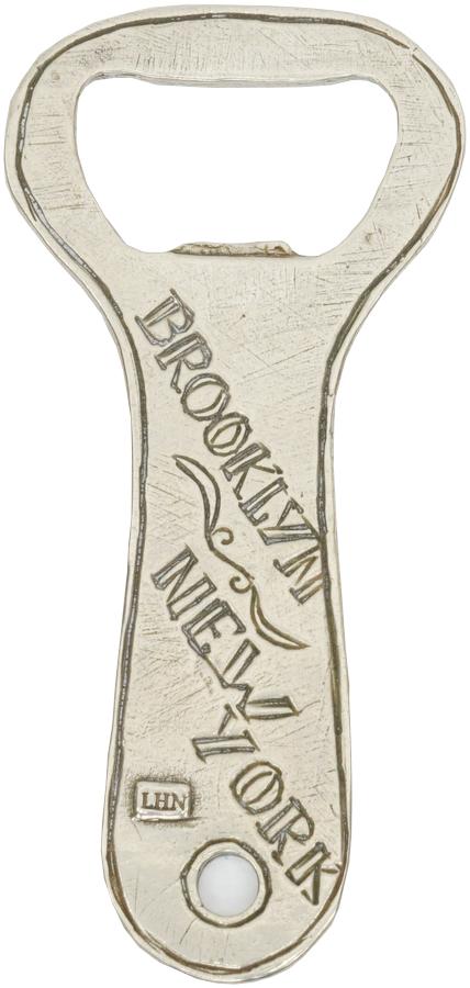 LHN Jewelry(エルエイチエヌ ジュエリー) アメリカ製 ハンドメイド Seeing Eye ボトルオープナー 栓抜き プレゼント Bottle Opener
