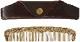 LHN Jewelry(エルエイチエヌ ジュエリー) 米国製 限定版 リミテッドエディション ハンドメイド コーム くし 真鍮 Limited Edition Odd Fellows Comb