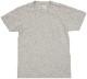 Dehen 1920(デーヘン) アメリカ製 ヘビー デューティー Tシャツ 霜降り グレー メンズ Heavy Duty Tee Heather Gray