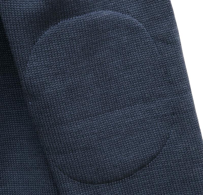 Dehen 1920(デーヘン) ラグラン クルーネック セーター ブルー メンズ アメリカ製 Raglan Crew Neck Sweater Centennial Blue