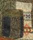(ダブルアールエル) RRL パッチワーク ウール ブレンド カーディガン カシミヤ 混 メンズ Patchwork Cardigan