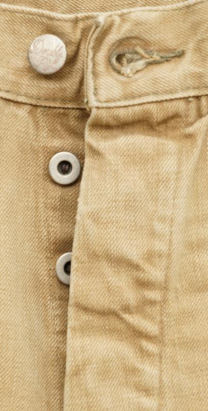 (ダブルアールエル) RRL 日本製デニム使用 ハイ スリム ジーンズ メンズ フェイデド タン High Slim Jean Faded Tan