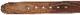 【 一点物 希少 】ヴィンテージ レザー ベルト アンティーク ブラウン No.2 メンズ Vintage Leather Belt Brown