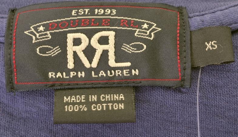 (ダブルアールエル) RRL Double RL & Co. Tシャツ T shirt