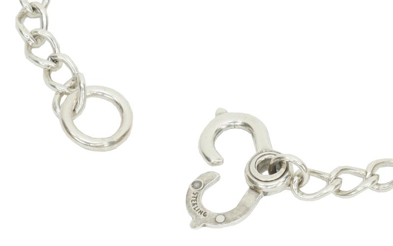 LHN Jewelry(エルエイチエヌ ジュエリー) アメリカ製 シルバー カルペディエム ID ブレスレット メンズ レディース ユニセックス Silver Carpe Diem ID Bracelet