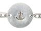 LHN Jewelry(エルエイチエヌ ジュエリー) アメリカ製 シルバー アンカー ブレスレット メンズ レディース ユニセックス Silver Anchor Bracelet