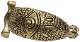 LHN Jewelry(エルエイチエヌ ジュエリー) 米国製 ハンドメイド ダガー 短剣 バングル ブレスレット 真鍮 メンズ Dagger Cuff Brass