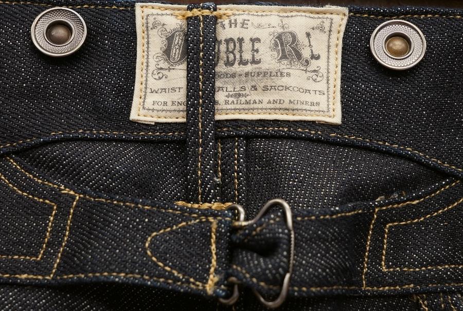 (ダブルアールエル) RRL 限定100本 リミテッド・エディション Krouse ジーンズ 31 Limited Edition Jean