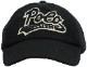 (ラルフローレン) Ralph Lauren Polo スクリプト ウール ハット 帽子 ブラック Polo Script Wool Hat Black