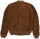 (ラルフローレン) Ralph Lauren ゴート スウェード ボンバージャケット レザー メンズ Suede Bomber Jacket