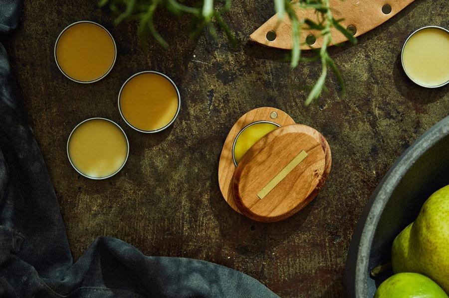 Misc. Goods Co. Underhill コロン Solid Cologne 詰替え用 練り香水 アメリカ製 プレゼント ユニセックス メンズ レディース