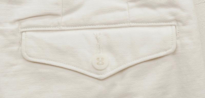 (ダブルアールエル) RRL オフィサーズ チノ ショーツ ホワイト メンズ Officer's Chino Short white
