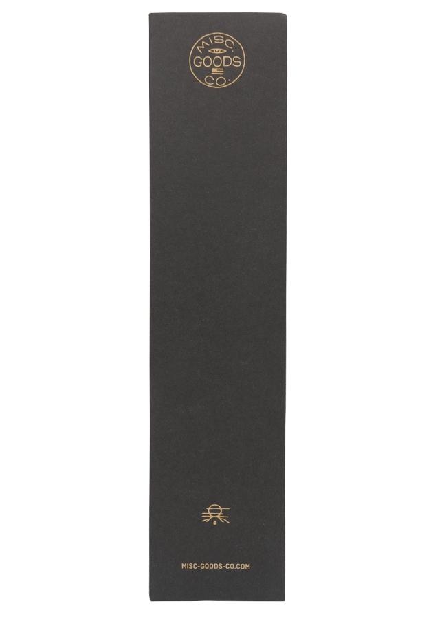 Misc. Goods Co. Underhill インセンス お香 Incense アメリカ製 10本入 プレゼント ギフト ユニセックス メンズ レディース