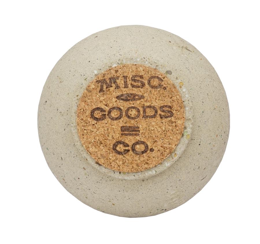 Misc. Goods Co. Underhill インセンス ホルダー お香 Incense holder ストーン アメリカ製 プレゼント ギフト インテリア ユニセックス メンズ レディース