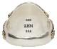 LHN Jewelry(エルエイチエヌ ジュエリー) 米国製 ハンドメイド Volcano Tiki リング シルバー x 真鍮 x ジャスパー メンズ ユニセックス Silver Brass Jasper