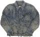 (ダブルアールエル) RRL 日本製デニム地 ジップフロント ジャケット メンズ Denim Jacket