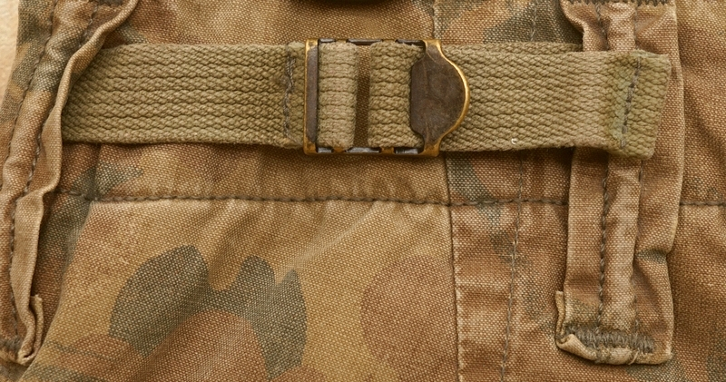 (ダブルアールエル) RRL キャモ コットン ブレンド カーゴパンツ カモフラ メンズ Camo Cargo Pant